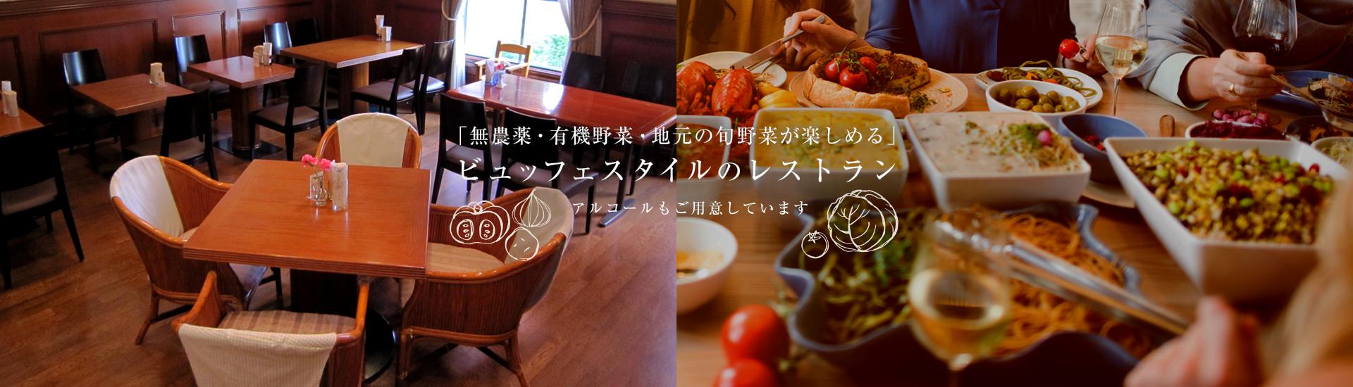 店内と料理